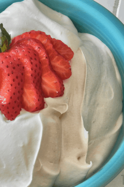 How to Make Homemade Whipped Cream