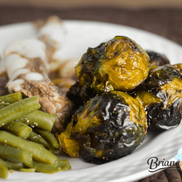 Special Roasted Brussels Sprouts