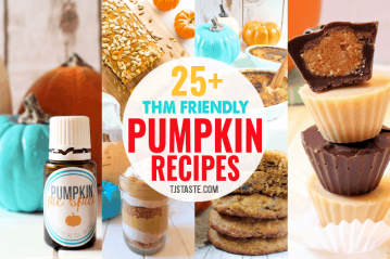 THM Friendly Pumpkin Recipes