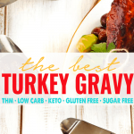 The Best Turkey Gravy