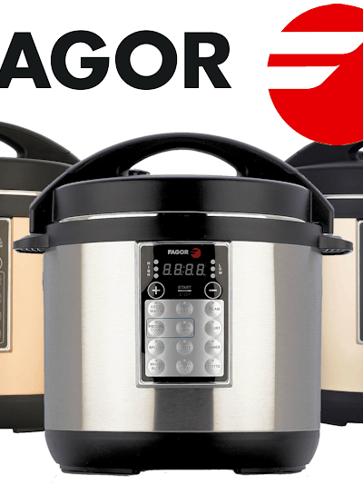 Fagor LUX Electric Multi-cooker Pressure Cooker Giveaway