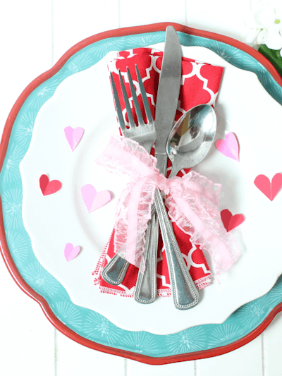 Valentine's Day Menu Plan (THM Friendly)