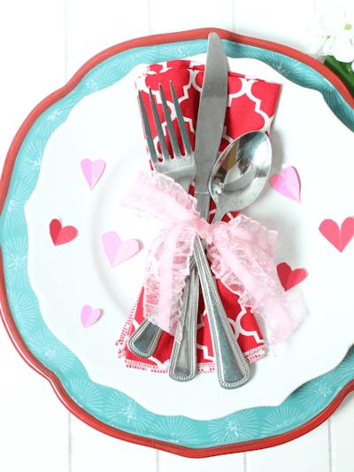 Valentine's Day Menu Plan (THM Friendly)