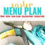 Easter Menu Plan