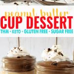 Peanut Butter Cup Dessert