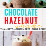 Chocolate Hazelnut Shake