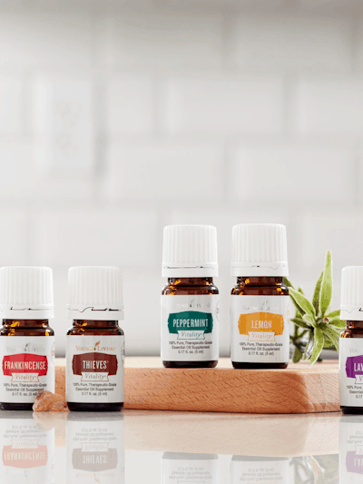 Vitality Essential Oils Explained