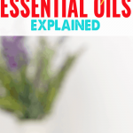 Vitality Essential Oils Explained