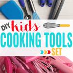 DIY Kids' Cooking Tools Set
