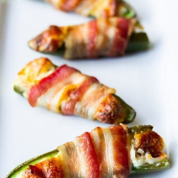 Extreme Bacon Jalapeno Poppers