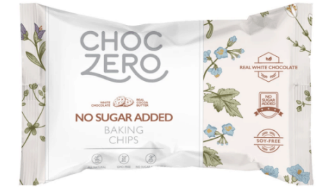 ChocZero Chocolate Chips