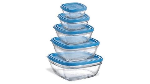 Duralex Lys Square Bowls