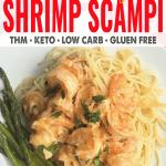TJ's Cheesy Shrimp Scampi