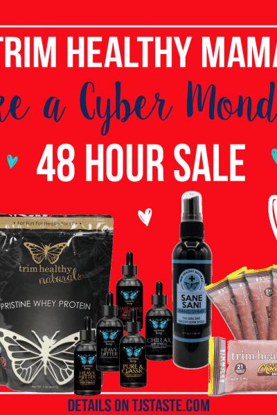 HUGE Like a Cyber Monday THM Sale
