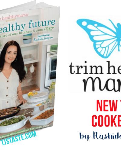 New THM Cookbook–Trim Healthy Future