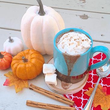 Pumpkin Hot Cocoa