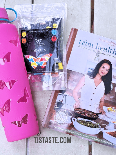 Giveaway – Trim Healthy Future, Water Bottle, & Hydrates