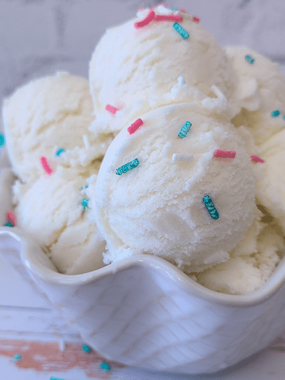 Sugar Free Snow Ice Cream