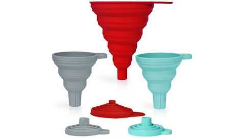 Collapsible Funnels