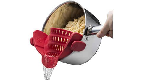 Clip On Strainer
