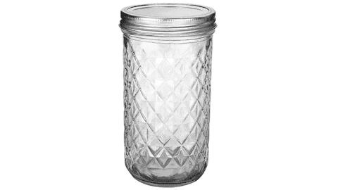 Verones 12 Ounce Mason Jars